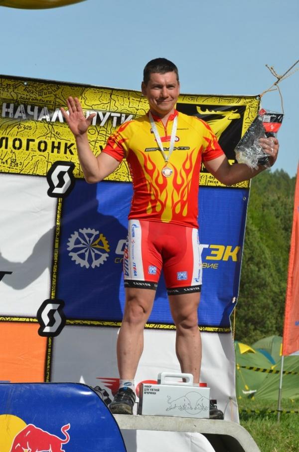 Категория: М30-39 Смолянченко Дмитрий