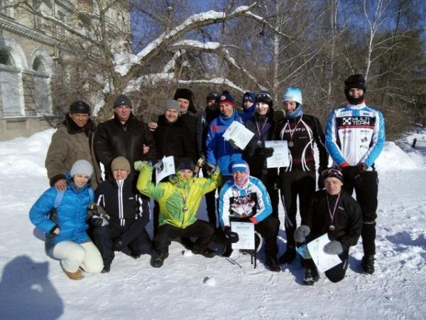 Ежегодное первенство города по зимнему велокроссу 2014 - Multi-Team
