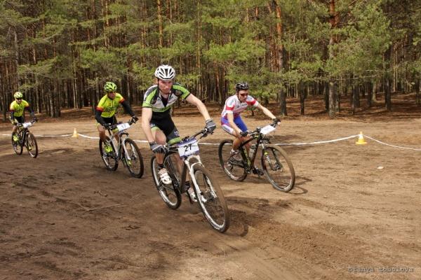 Степанов Степан лидировал первые круги в группе