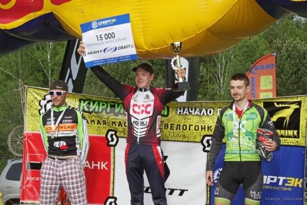 Будько Михаил - 3 место