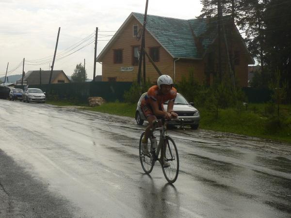 Смирнов Алексей - 1 место в категории и 3 место в абсолюте