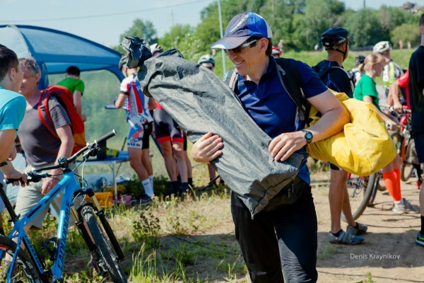 Яговкин Андрей - Ural MTB Marathon 2015