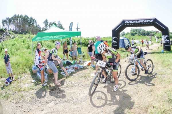 Пункт Питания - Ural MTB marathon 2015