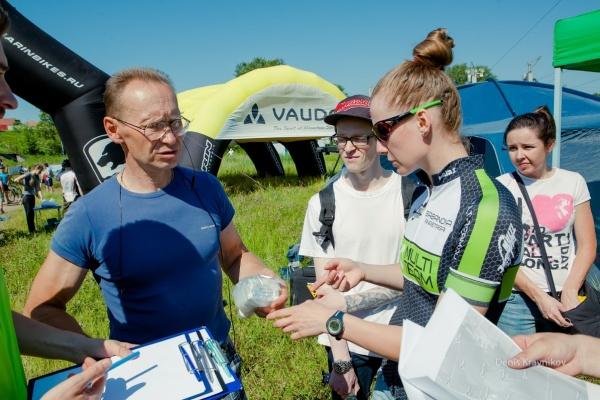 Маршалы Ural MTB Marathon 2015