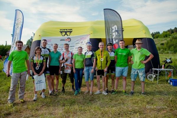Ждем Вас на Ural MTB Marathon 2016 - Испытание духа и тела!
