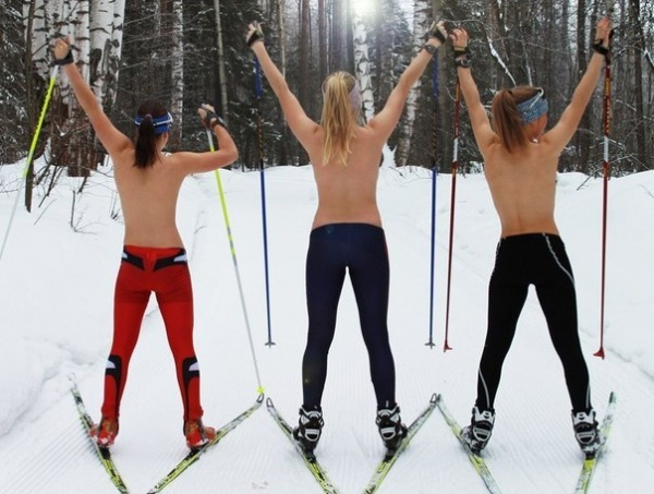 Ждем всех на лыжном старте от Multi-Team