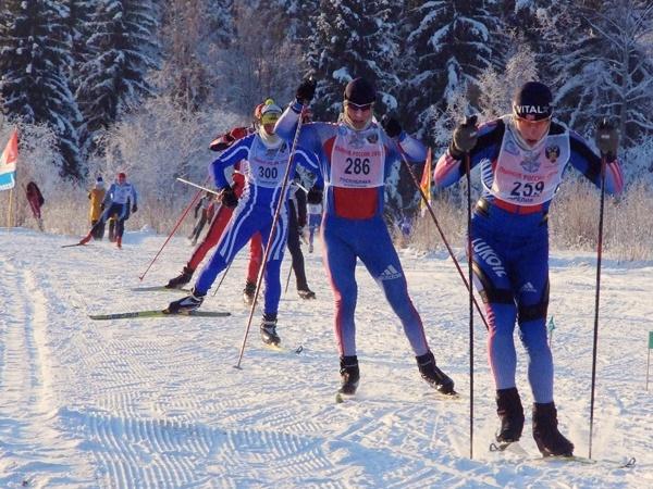 Лыжная гонка от Multi-Team на ЕТТУ