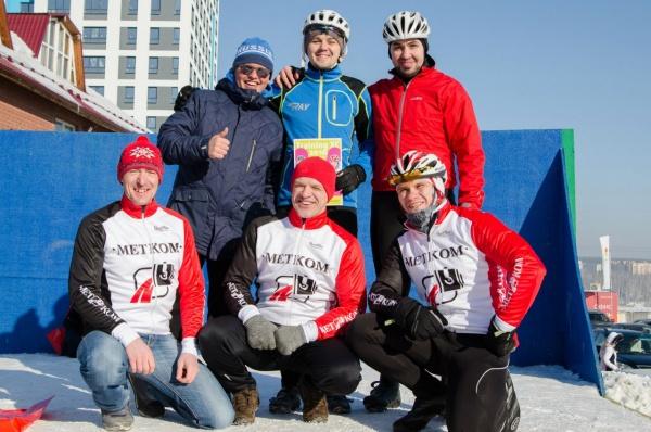 Команда МетКом - Multi-Team 2016