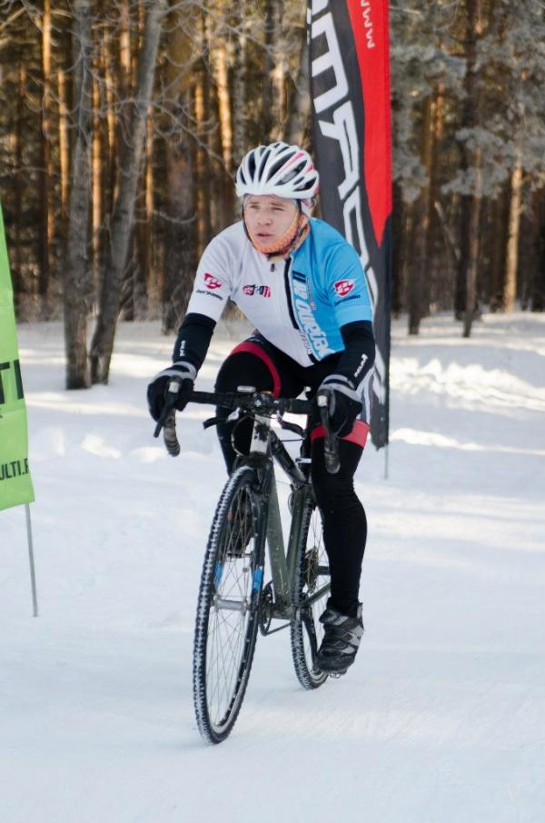 Рассадников Алексей - абсолютный победитель Multi-Team Training XC 2016 - stage 2