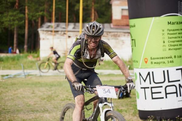 Испытание духа и тела - Ural MTB Marathon 2016