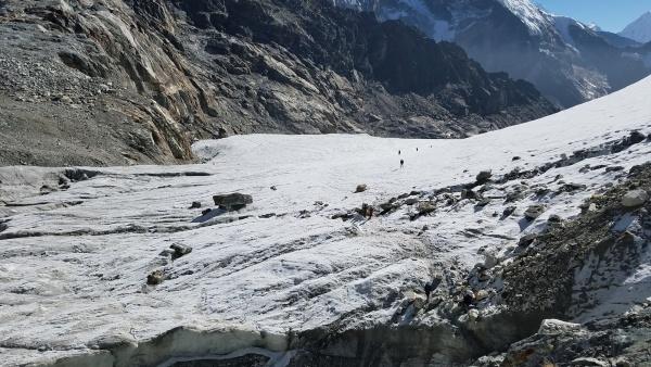 Непал, перевал Чо Ла