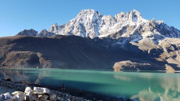 Непал, Гокио, озеро
