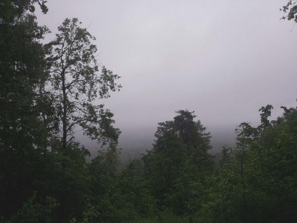 Панорама с г.Котел