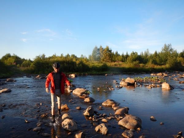 река Б. Ослянка